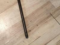Gentleman's Walking Stick Sword Stick with Silver Handle (4 of 20)