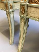 Pair of Empire French Painted Chairs (7 of 10)