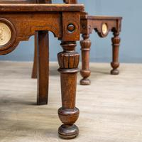 Pair of Arts & Crafts Hall Chairs (4 of 13)