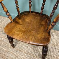 Antique Smokers Bow Chair (4 of 5)