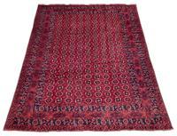 Antique Afghan Beshir Carpet (2 of 11)