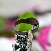 The Ancient Medieval Fede Marriage Ring (5 of 5)