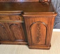 Victorian Mahogany Sideboard (6 of 17)