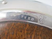 John Grinsell & Son Oak & Silver Plate Barrel (6 of 7)
