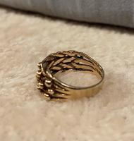 9ct. Rose Gold Keepers Ring 1975 (4 of 5)