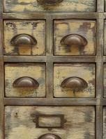 Reclaimed Hand Made Bank of Drawers (3 of 20)