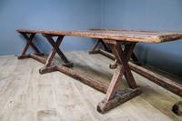 Pair of Pine Benches (2 of 8)
