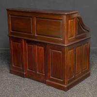 Early 20th Century Mahogany Desk (10 of 15)