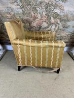 Late Victorian Armchair for Re-upholstery (3 of 6)