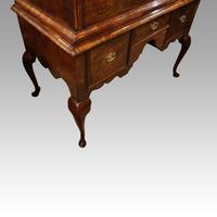 George I Walnut Chest on Stand (5 of 18)