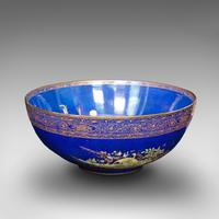 Antique Decorative Fruit Bowl c.1920