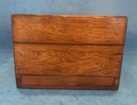 Victorian Rosewood  Box c.1840 (6 of 12)