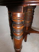 Regency  Adjustable Piano Stool (3 of 5)