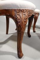 A Set of 4 Early 20th Century Mahogany Framed Chairs (4 of 4)