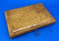 Russian Burr Ash Table Box (4 of 14)