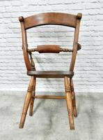 19th Century Windsor Bar-back Armchair (6 of 6)