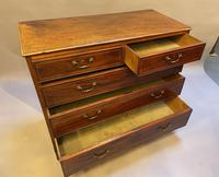 George III Mahogany Chest of Drawers (14 of 16)