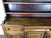 Antique 19th Century Oak Dresser (12 of 16)