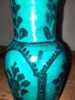 Antique Islamic Turquoise Glazed Vase (3 of 10)