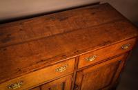 Georgian Oak Serving Dresser c.1800 (9 of 9)