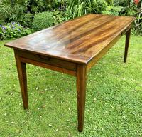 French Farmhouse Table in Walnut (5 of 7)