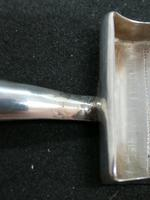 Georgian Silver Caddy Spoon - William Pugh (2 of 6)