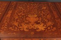 Dutch Marquetry Walnut Sofa Table (8 of 14)
