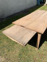 Elm Farmhouse Table 2m (3 of 10)