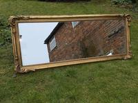 Large Gilt Landscape Mirror (2 of 6)