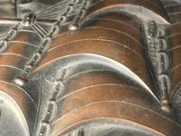Antique Art Nouveau Marine Bronze Relief Wall Plaque Spanish Galleon Ship 1668 (21 of 21)