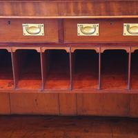 Victorian Mahogany Glazed Library Bookcase (9 of 11)