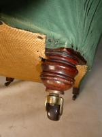 19th Century Howard Style Armchair (6 of 9)