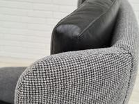 1970s, Restored Danish High-backed Armchair, H.W.Klein for Bramin (9 of 14)