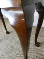 Neat English 18thc Turn Over Top Table (4 of 12)