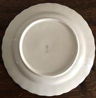 Derby Prince of Wales Service Dessert Plate C1786 (4 of 6)