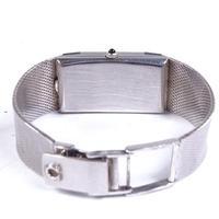 Lady 18ct Omega White Gold & Diamond Mechanical Dress Wrist Watch (4 of 4)