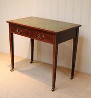 Edwardian Mahogany Writing Desk (5 of 6)