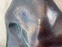 Circa 1920 Gilt Bronze Sporting Pacing Horse Statue Influenced By Giambologna (6 of 42)