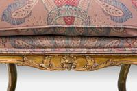Late 19th Century French Giltwood Fauteuil (3 of 8)