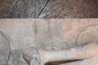 Set of Three Georgian Plaster Wall Brackets (13 of 13)