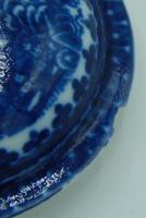 Caughley Fisherman & Cormorant Pattern Teapot (5 of 6)