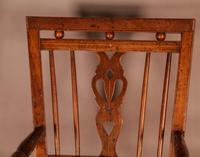Rare Childs Mendlesham Chair in Yew Wood (5 of 8)