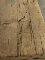 Rustic French Oak 19th Century Farmhouse Kitchen Table (18 of 31)