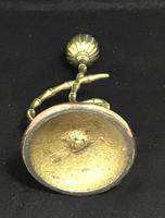 Aesthetic Movement Brass and Copper Candlestick. Townsend & Co (3 of 4)