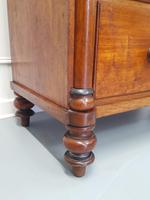 Fine Quality Large Mahogany Chest of Drawers c1840 (5 of 7)