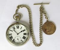 Antique Elsinore Pocket Watch, General Watch Co (4 of 5)