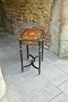 Superb French Inlaid Side Table/Work Table (11 of 18)