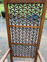 Low Elbow Moorish Style Chair (2 of 4)