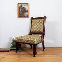 Delightful Arts & Crafts Sitting Room Chair c.1890