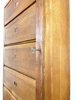 Industrial Vintage Staverton Oak Cabinet (8 of 10)